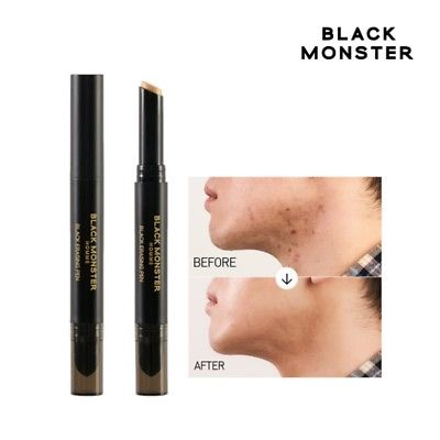 K-beauty-Black-Monster-Homme-Black-Erasing-Pen-22g